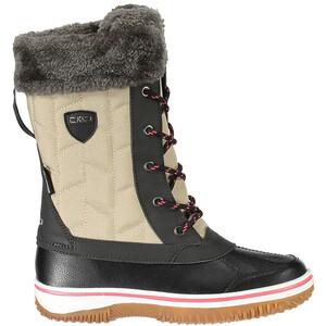 CMP Campagnolo Siide WP Boots de neige Enfant, beige/gris beige/gris