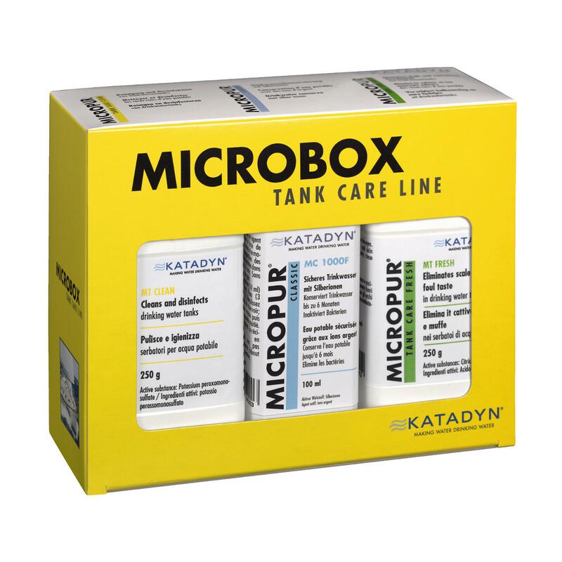 Micropur Tankline MT Box  2019 Wasserentkeimung