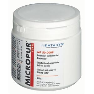 Micropur Forte MF 50.000P Wasserdesinfektion Pulver 500g