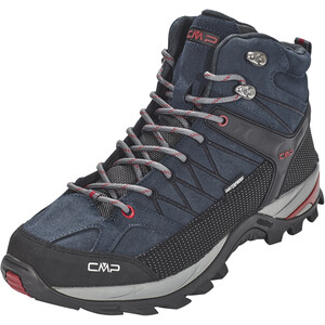 CMP Campagnolo Rigel WP Chaussures de trekking mi-hautes Homme, bleu bleu