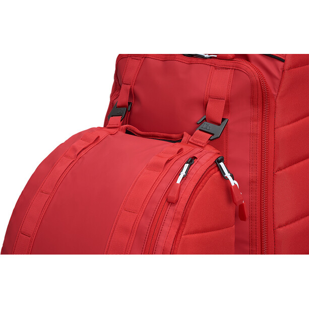 Douchebags The Base Daypack 15l scarlet red