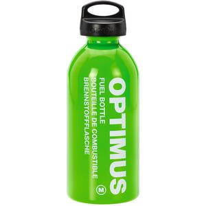 Optimus Botella Combustible M 0,6l con Tapa Sseguridad para Niños