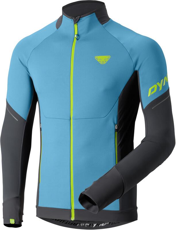 Alpine Warm Jacket Men methyl blue EU 48 2018 Laufjacken & veste