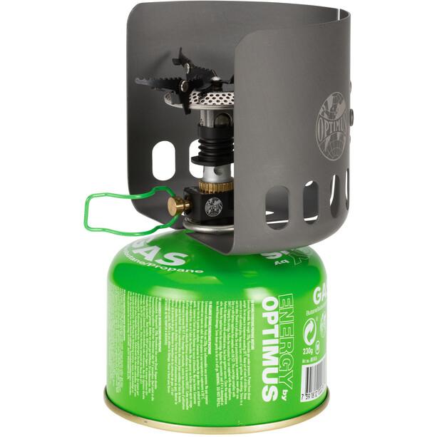 Optimus Clip-On Windschutz für Gaskartuschen