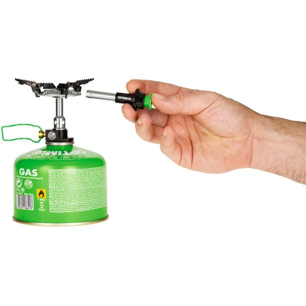 Optimus Crux Lite Bombonne de gaz avec piezo