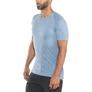 Woolpower Lite T-Shirt Herren nordic blue nordic blue