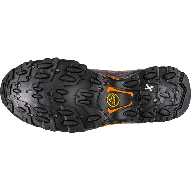 La Sportiva Ultra Raptor GTX Laufschuhe Herren carbon/pumpkin