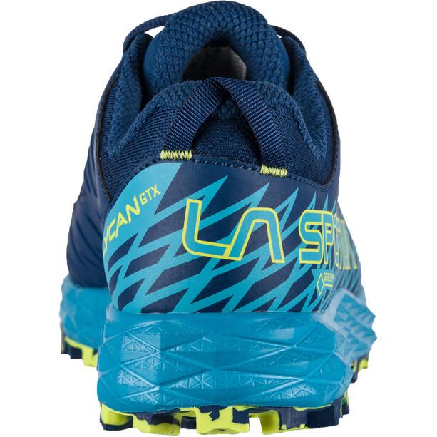 La Sportiva Lycan GTX Running Shoes Herr indigo/tropic blue