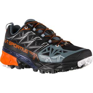 La Sportiva Akyra GTX Running Shoes Dam black/pumpkin black/pumpkin
