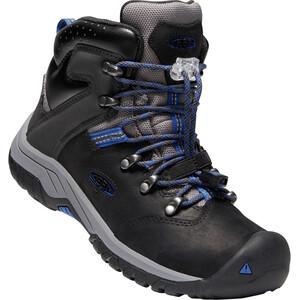 Keen Torino II Mid WP Shoes Youth, black/baleine blue black/baleine blue