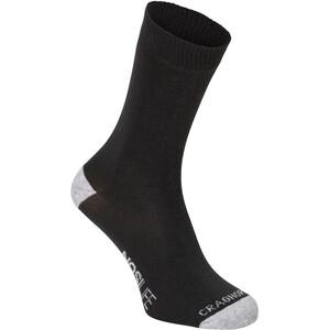 Craghoppers NosiLife Travel Socken Single Herren schwarz schwarz