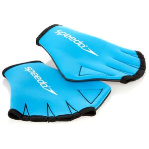speedo Wasserhandschuhe blue blue