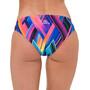 speedo Fizzbounce 2 Piece Crossback Bikini Damen violet/limepunch/turquoise