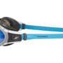 speedo Futura Biofuse Flexiseal Mirror Goggles usa charcoal/grey/blue mirror