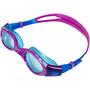 speedo Futura Biofuse Flexiseal Goggles Kinder newsurf/purplevibe/peppermint