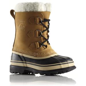 Sorel Caribou Stiefel Kinder beige/schwarz beige/schwarz
