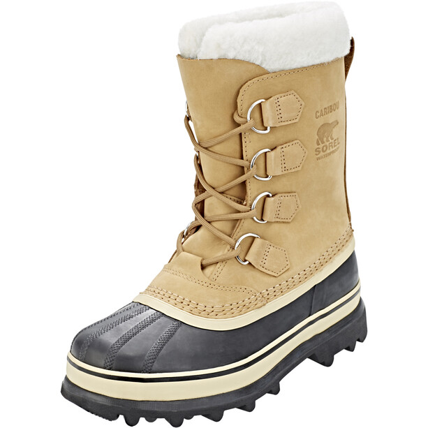 Sorel Caribou Stiefel Damen beige