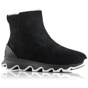 Sorel Kinetic Short Stiefel Damen black/sea salt black/sea salt