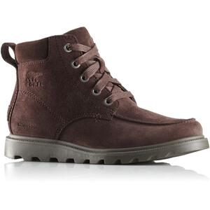 Sorel Madson Moc Toe Waterproof Chaussures Enfant, marron marron