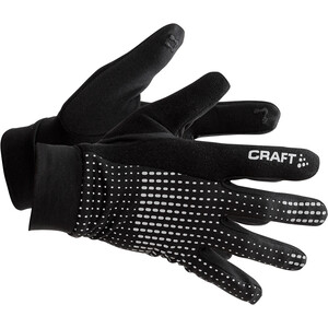 Craft Brilliant 2.0 Thermo Handschuhe black solid black solid