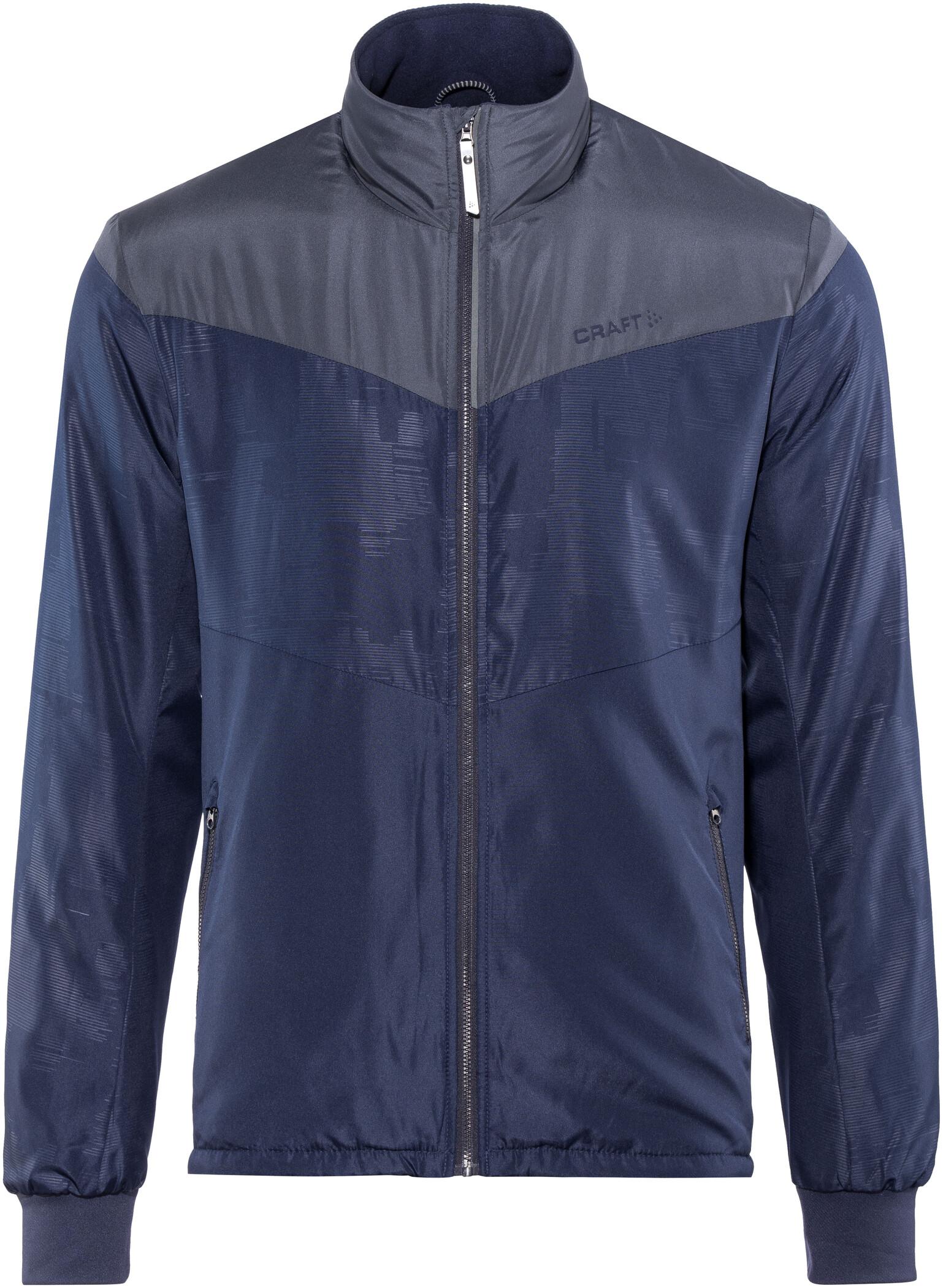 Craft Eaze Winter Jacket Herr maritimegravel