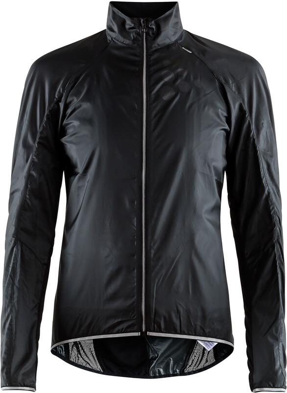 Craft Lithe Jacket Women black XL 2018 Fahrradjacken