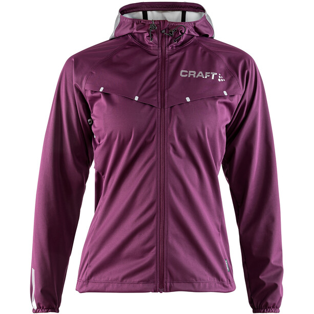 Craft Repel Jacke Damen tune/silver