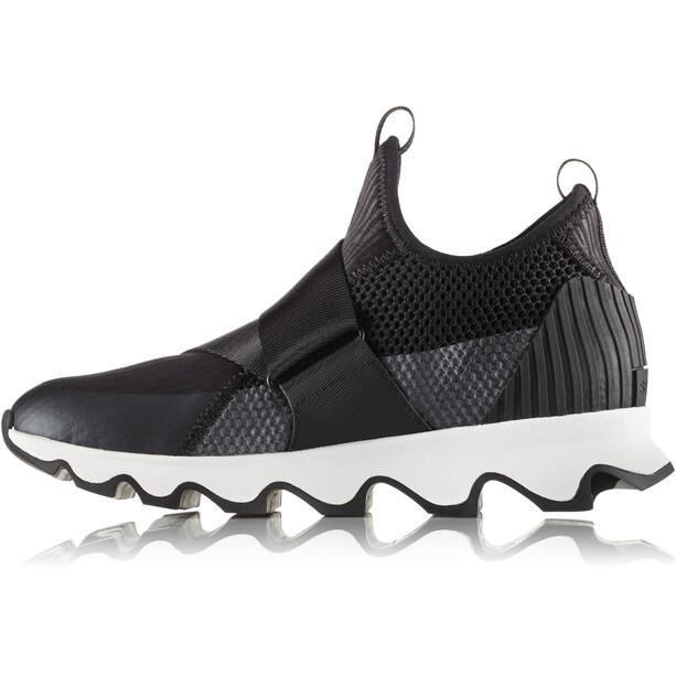 Sorel Kinetic Sneak Shoes Dam black/white