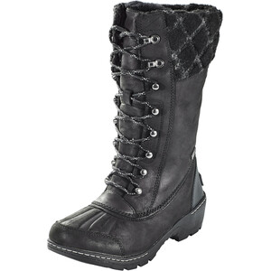 Sorel Whistler Tall Boots Dam black/dark stone black/dark stone