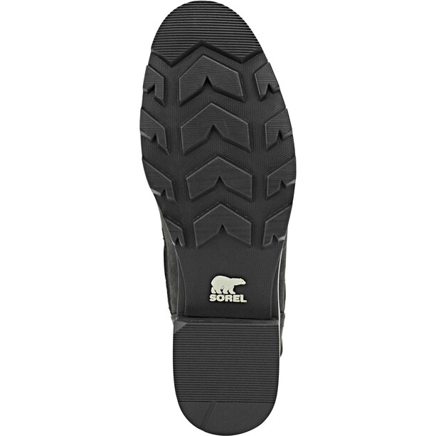 Sorel Emelie Foldover Boots Dam black