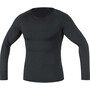 GORE WEAR Base Layer Longsleeve Shirt Herren black