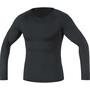 GORE WEAR Base Layer Thermo Longsleeve Shirt Herren black
