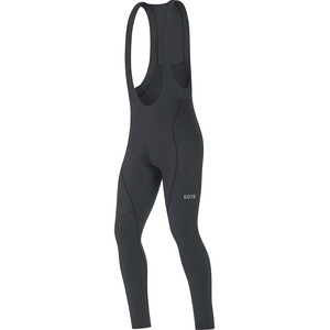 GORE WEAR C3+ Thermo Bib Tights Herr black black