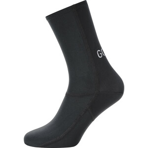 GORE WEAR C3 Partial Windstopper Socken black black