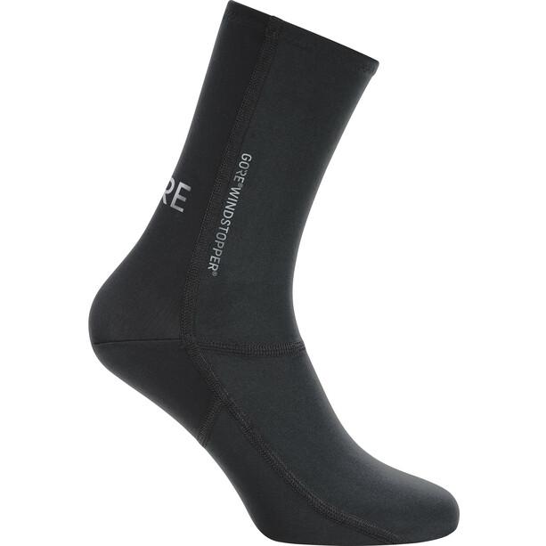 GORE WEAR C3 Partial Windstopper Socken black