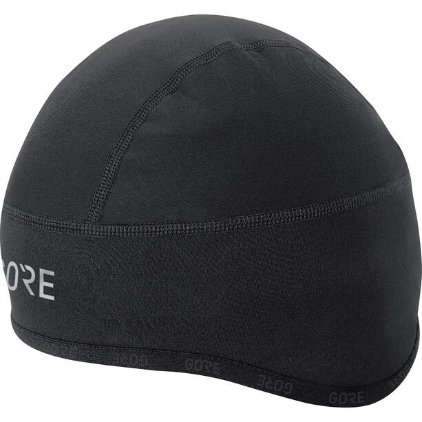 GORE WEAR C3 Windstopper Helmmütze schwarz