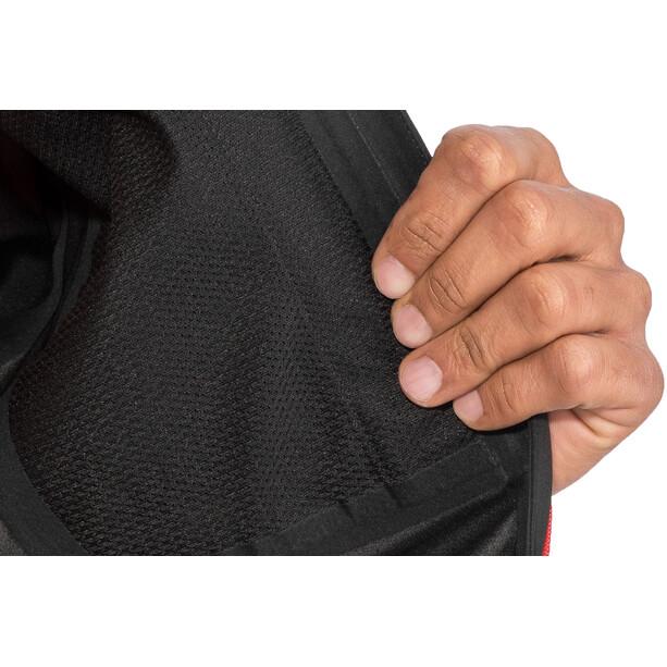 GORE WEAR C3 Gore Windstopper Jacket Herr black/red