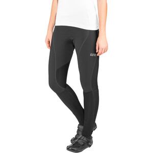 GORE WEAR C3 Windstopper+ Tights Damen black black
