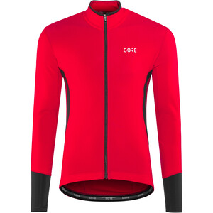 GORE WEAR C5 Thermo Jersey Herr red/black red/black
