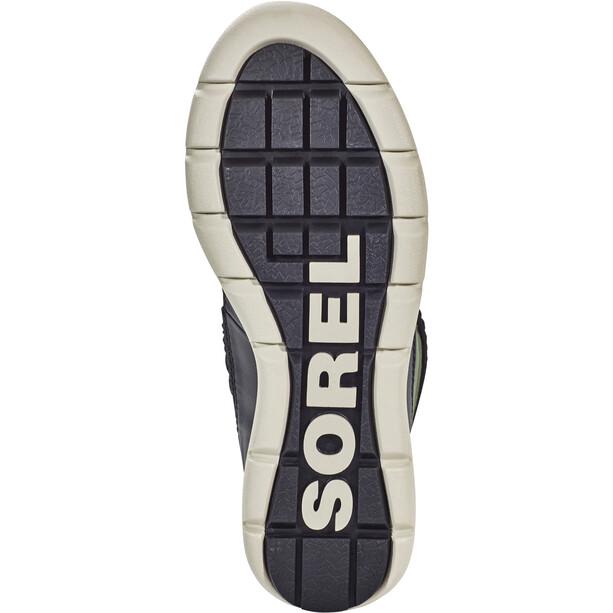 Sorel Expl**** Carnival Boots Dam hiker green/black