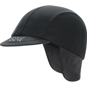 GORE WEAR C5 Windstopper Road Kappe black black