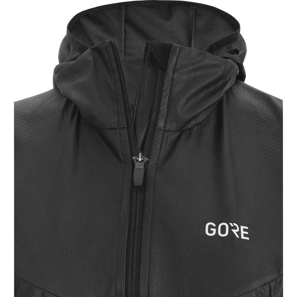 GORE WEAR R5 Gore-Tex Infinium Soft Lined Kapuzenjacke Damen black
