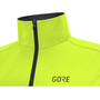 GORE WEAR R3 Windstopper Weste Herren neon yellow