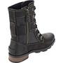 Sorel Emelie Conquest Boots Dam black