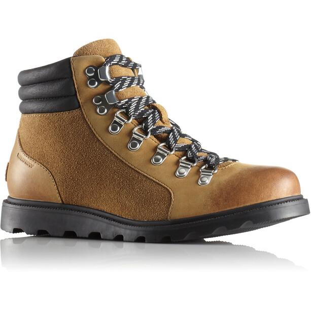 Sorel Ainsley Conquest Shoes Dam brun/svart
