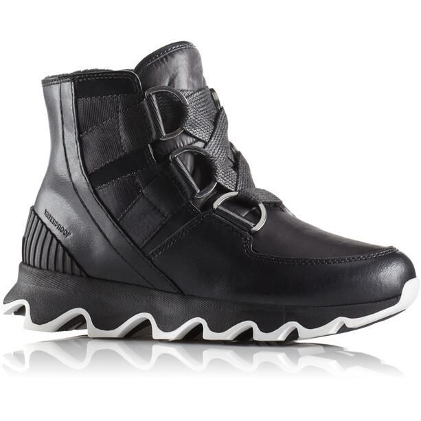Sorel Kinetic Short Lace Shoes Dam black/white