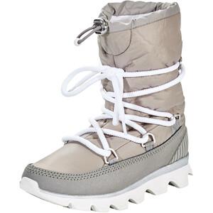 Sorel Kinetic Boots Dam chrome grey/white chrome grey/white