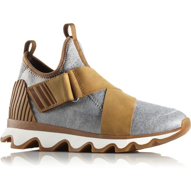 Sorel Kinetic Sneak Shoes Dam camel brown/sea salt
