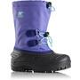 Sorel Super Trooper Boots Barn purple arrow/reef