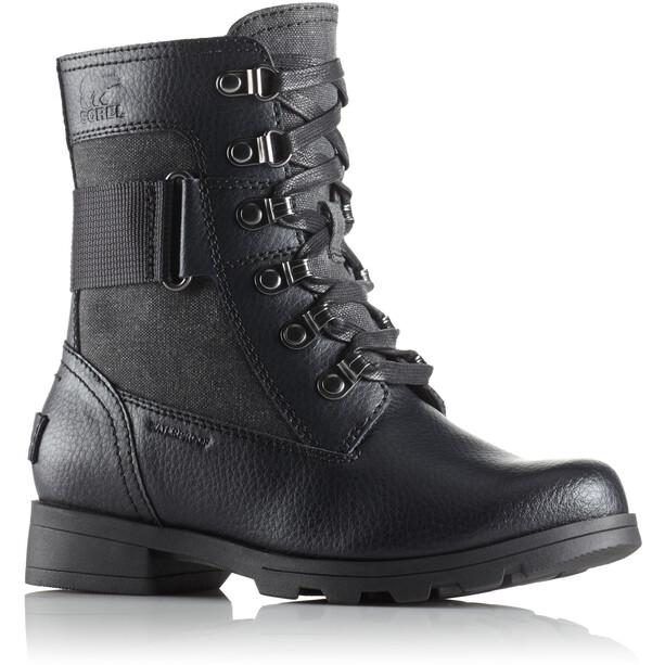 Sorel Emelie Conquest Boots Barn black/black